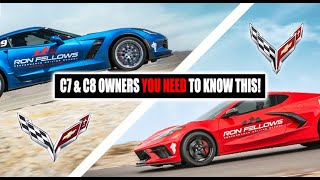 MORE C8 CORVETTE NEWS ~ 2020 BUILD WEEK UPDATES & C7 OWNERS NEED TO KNOW THIS!