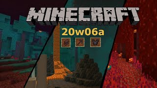 Nether Update Newest Snapshot + NEW ARMOR (BETTER THAN DIAMOND)| Minecraft