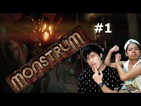 Monstrum Gameplay DC & Nimie #1 (Filipino language w/ English subtittles)
