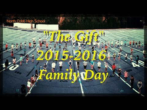 """The Gift"" North Cobb High School Show Preview 2015"