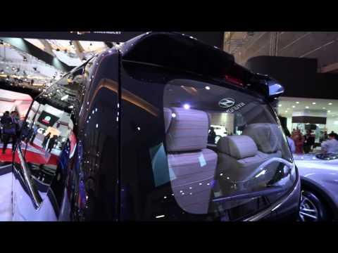 Hyundai New H 1 Launch IIMS 2016 CarBay.co.id
