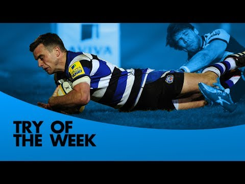 Try Of The Week - Round 21 - Ford, Elliott, Yarde, Helu, Leota & Jess