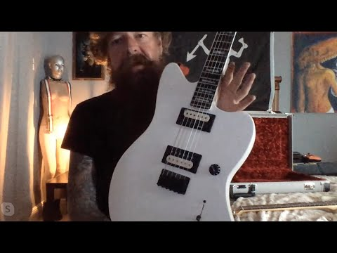 Slipknot's Jim Root: My NEW Fender Jazzmaster