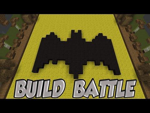 MINECRAFT MINI-IGRE #157   BUILD BATTLE