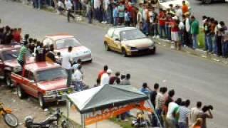 EL MUNDIS POWER Y EL CARRO DE JOCHE