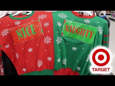 Carmen - Target Launched a Line Of Ugly Christmas Dresses and I LOVE IT!