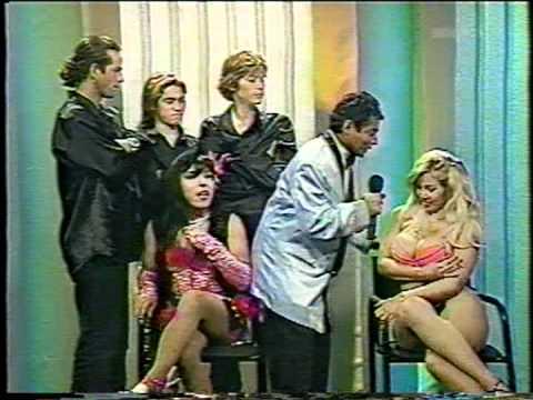 Eva María Abad debut televisivo