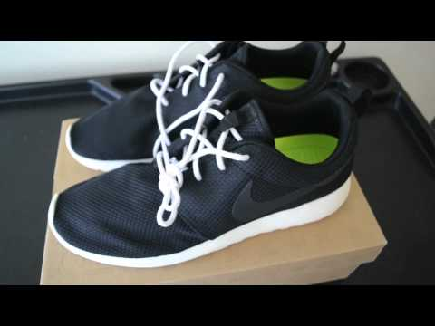 nike-sportswear-roshe-run-running-shoe-pickup-review-+-on-feet-hd