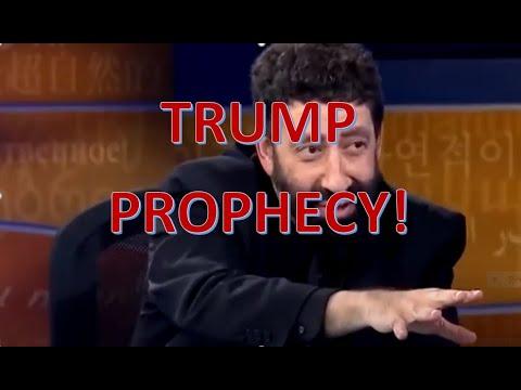 Jonathan Cahn's Prophecy Of Trump