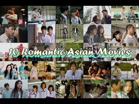 Top 10 Romantic Asian Movies