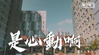 原来是萝卜丫 - 是心动啊 (Cover: iu/High4)【動態歌詞/Lyrics Video】