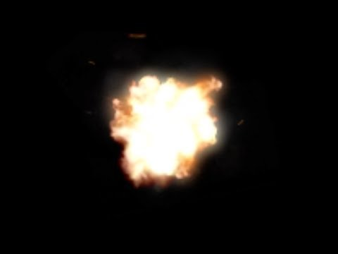 Muzzle Flash Stock Footage (Front)
