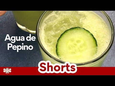 Download AGUA DE PEPINO #shorts