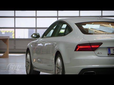 2015 Audi A7 Sportback - Testbericht