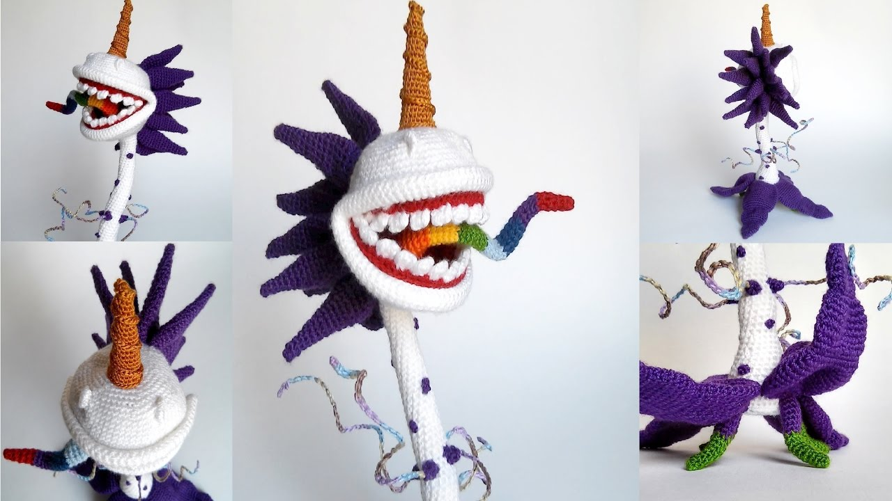 Plants vs zombies pea shooter free crochet pattern | Amigurumi ... | 720x1280