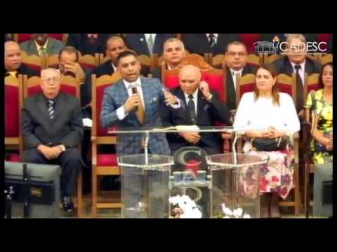Pr. Adriano Gomes Teixeira - 5º Congresso da UMCADESC
