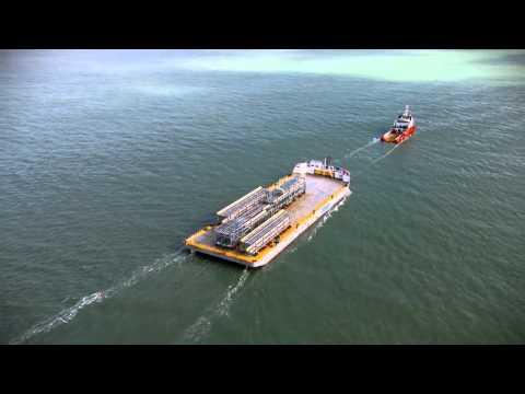 Santos GLNG First Cargo