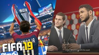 7 THINGS FIFA 19 CAREER MODE SHOULD STEAL FROM PES!!!