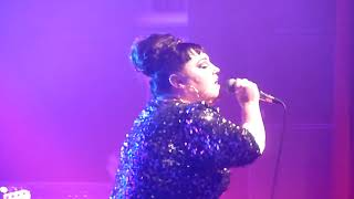 Beth Ditto - Oo La La -- Live At AB Brussel 13-10-2017