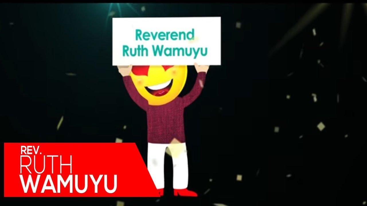 Ruth Wamuyu - Ni Gukena (LYRIC VIDEO) [Skiza: 8567993]