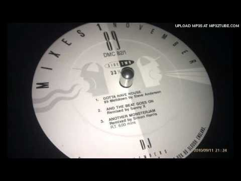 Marshall Jefferson - Gotta have house (DMC anthemic mix)
