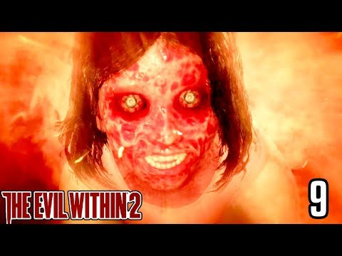 Through the Fire and Flames - The Evil Within 2 [Episode 9]