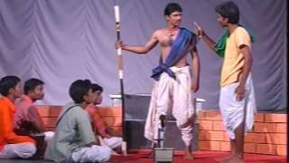 Dr.GK ACTING IN BHAKASURA A TELUGU PLAY@HYDERABAD