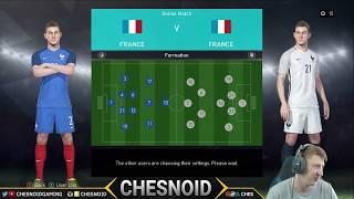 Pro evolution soccer 2018 online beta stream replay