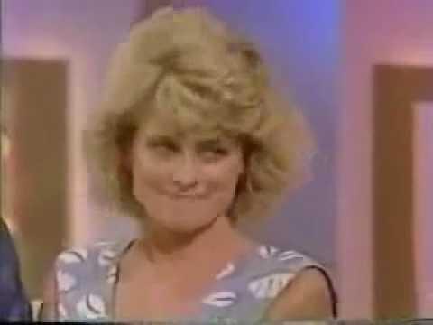 Mary Beth Evans & Kin Shriner on Merv Griffin 1985 Part 1 of 2