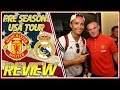 Man Utd vs Real Madrid Pre Season USA Tour 2014
