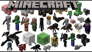 The Minecraft mobs tier list ORIGINAL CONCEPT