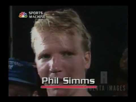 Phil Simms, Bill Parcells, and Dan Reeves Superbowl XXI Interview