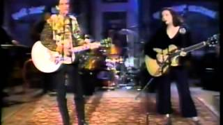 "Nanci Griffith & Townes Van Zandt  ""Tecumseh Valley,"" American Music Shop-Mark O'Connor"