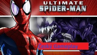 Český Gameplay | Ultimate Spider-man | Robo-Rhino a Venom