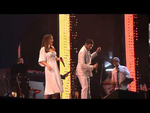 Ivete Sangalo & Criolo - Lábios de Mel - São Paulo 28/06/2015 (NIVEA VIVA TIM MAIA)