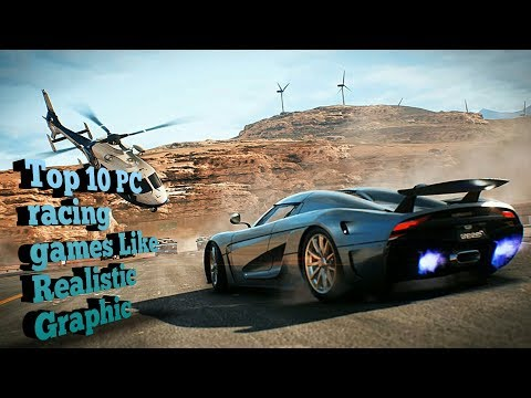 Top 10 Realistic Graphic Racing Games of 2018 | PC/PS4/XBOX ONE/MAC [BEST]