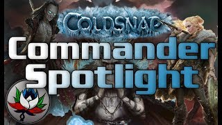 MTG – Coldsnap EDH/Commander Deck Tech Spotlight for Magic: The Gathering!