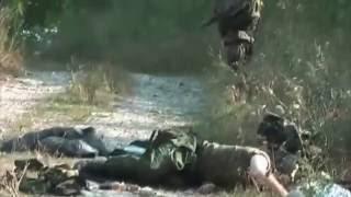 Охота русского спецназа на кавказских террористов