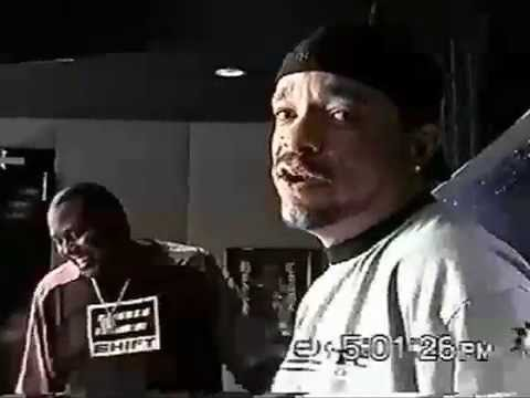 Ice T MacAddict Interview March 2000 FULL