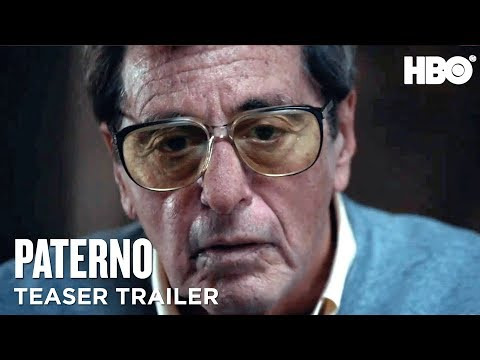 Download Youtube: Paterno (2018) Teaser Trailer ft. Al Pacino | HBO