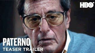 Paterno 2018 Teaser Trailer ft Al Pacino  HBO