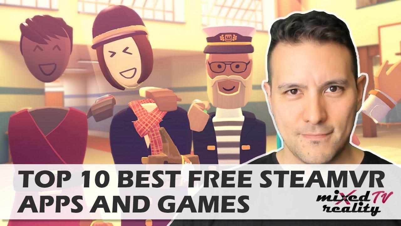 best free steam vr games