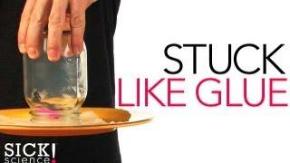 Stuck Like Glue - Sick Science! #128