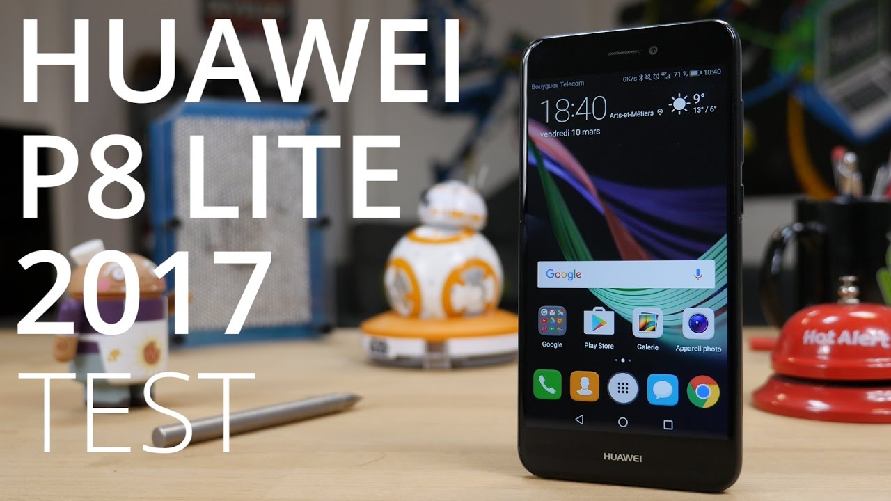 huawei p8 lite 2017 coque intelligente