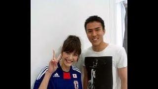 サッカー日本代表の長谷部誠が、ついに結婚します。お相手はモデルの佐...