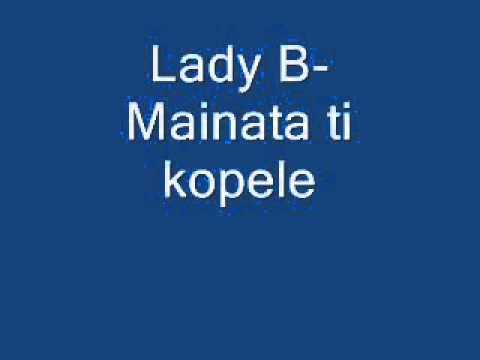 Lady B - Mainata Ti Kopele.avi