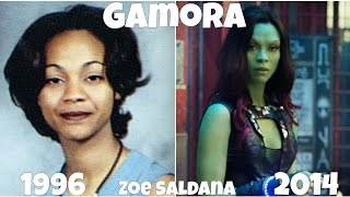 Guardians of the Galaxy Actors, Before and After they were Famous