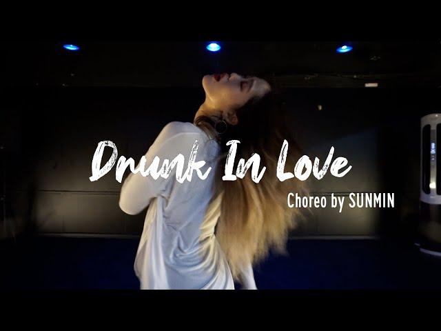 EZDANCE I 잠실점 I 이지댄스 I Beyonce - Drunk in Love(Feat. Drake) I GIRLS CHOREO BASIC I Choreo by SUNMIN