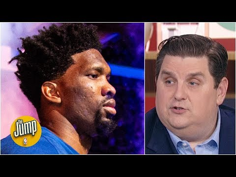Reacting to Joel Embiid saying he's the best player in the world   The Jump