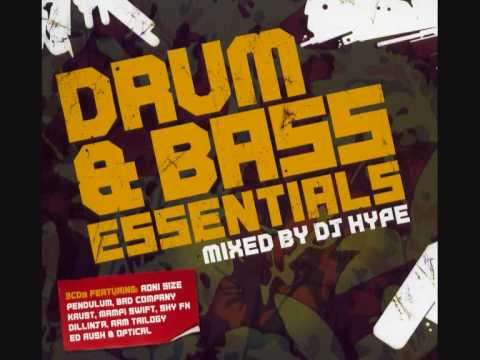Dj Hype. Drum & Bass Essentials (disc2)